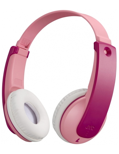 HA-KD10W JVC Kids TinyPhones Wireless Headphone Pink