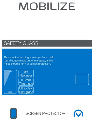 Mobilize Glass Screen Protector Nokia T20 10.4