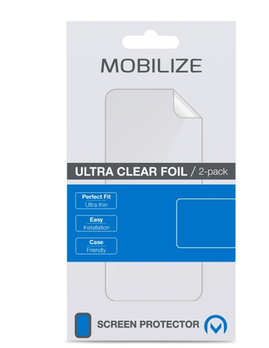 Mobilize Clear 2-pack Screen Protector Samsung Galaxy M22