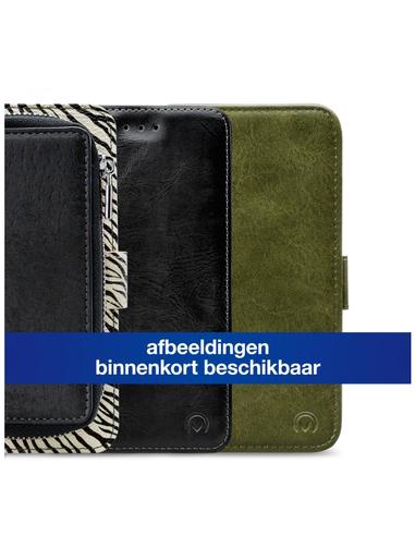 Mobilize Classic Gelly Wallet Book Case Samsung Galaxy M22 Black