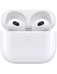 MME73ZM/A Apple AirPods (3rd Gen) Wireless Stereo Headset + MagSafe Charging Case White