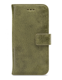 My Style Flex Wallet for Samsung Galaxy A12 Olive